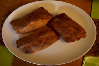 gehaktbroodjes.