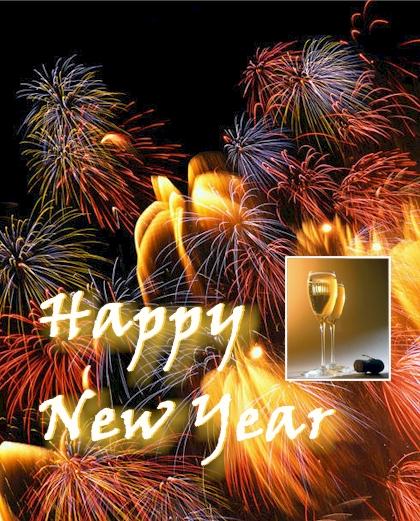 Happy New Year Gelukkig Nieuwjaar Frohes Neues Jahr Life Style